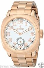 Invicta Women's 12069 Vintage Analog Display Japanese Quartz Rose Gold Watch