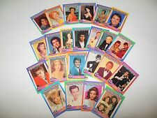 20 Hollywood Walk Of Fame Collector Cards - Any twenty of your choice