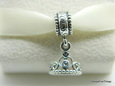 NEW! AUTHENTIC PANDORA CHARM MY PRINCESS DANGLE #791117CZ  *SPECIAL*
