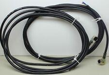 (2) Unused Baumer Cordsets  # ES-31-2P, 3-Wire, 2M, 90 Deg. Connector