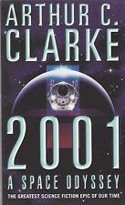 2001: A Space Odyssey by Arthur C. Clarke (Paperback, 1990) New Book