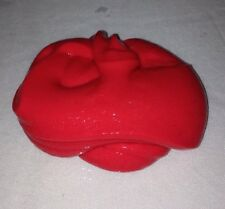 Bright Red Slime Putty Birthday Gift Stress You