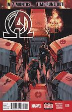 NEW AVENGERS #25 / TRO / WITH DIGITAL CODE / MARVEL NOW / 1ST PRINT / 2014