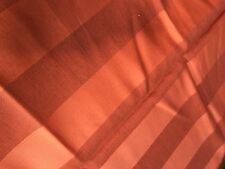 """NEW STRIPE UPHOLSTERY FABRIC - GREAT FOR BAGS/CUSHIONS 58"""" W X 3.4M L X 4 PIECES"""