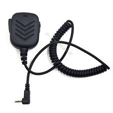 2.5mm 1 Pin Shoulder Speaker Mic PTT for Motorola T289 T270 T280 Portable Radio