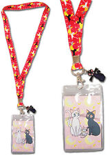 *NEW* Sailor Moon: Cat Guardians Lanyard by GE Animation