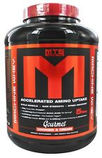 MTS Nutrition - Machine Whey Gourmet Cookies & Cream - 5 lbs.