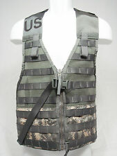 US Military Army Molle ACU Hunting Fighting Combat Assault Load Bearing Vest
