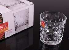 RCR Crystal Laurus 26cl (260ml) Pack of 6 Whisky Glass