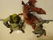Shrek 1 Set of 3 Mcfarlane Action Figure Dreamworks 2001