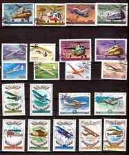 RUSSIE-URSS:Tous les types et modèles d'avions et hélicoptères H264