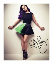 KATY PERRY AUTOGRAPHED SIGNED A4 PP POSTER PHOTO 4