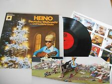 LP Pop Heino - Deutsche Weihnacht POP-UP (27 Songs) HÖRZU ELECTROLA