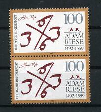 Bund 1612 ** - Adam Riese - PAAR