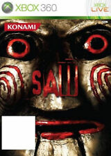 Saw (Microsoft Xbox 360, 2009) EXCELLENT CONDITION !
