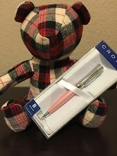 Cross Parasol Exec PINK Ball Point Pen  ~ Nice Gift ~ WoW Rare NIB