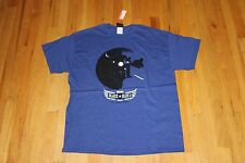 HARLEY DAVIDSON BLACK N BLUE MDA T SHIRT SIZE XL NEW WITH TAGS