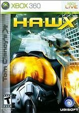 Tom Clancy's HAWX  (Xbox 360, 2009)
