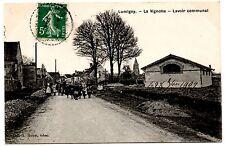 CPA 77 - LUMIGNY (Seine et Marne) - La Vignotte - Lavoir Communal