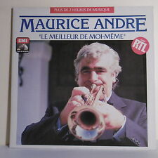 """2 x 33T Maurice ANDRE Disque LP 12"""" MEILLEUR DE MOI MEME Trompette EMI 7494771/7"""