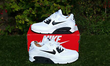 BNWB & Genuine Nike Air Max 90 ESSENTIAL Leather Trainers Sneakers UK Size 7.5