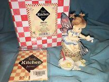 """My Little Kitchen Fairies """"SUGAR FAIRIE"""" 2006"""