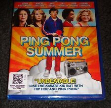 PING PONG SUMMER-80s coming of age comedy-Quirky SUSAN SARANDON, LEA THOMPSON