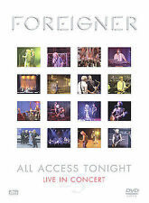 Foreigner - All Access Tonight (Live in Concert 25) DVD, Foreigner,