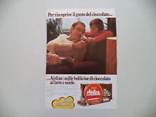 advertising Pubblicità 1977 NESTLE' AIRLINE