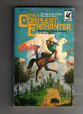 THE COMPLETE ENCHANTER - L.SPRAGUE DE CAMP -- VINTAGE USA SCI-FI P/BACK -1976
