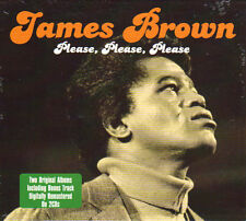JAMES BROWN - PLEASE PLEASE PLEASE - TRY ME (NEW 2CD)