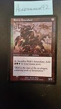 1 x Rith's Attendant - Foil - Invasion - LP - Magic The Gathering - MTG