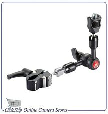 Manfrotto 244MICROKIT Friction arm with Anti-rotation attachment and Nano Clamp