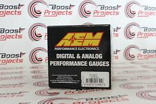 AEM 30-4401 DIGITAL OIL / FUEL PRESSURE Gauge 0-100PSI