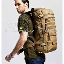 Hot 50L Outdoor Camping Molle Assault Tactical Military Rucksacks Backpack BagM3