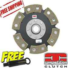 Mazda RX7 12A 13B Non-Turbo Competition Clutch 6 Puck Solid 99614-0620