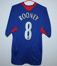 Manchester United England away shirt 05/06 #8 Rooney Nike