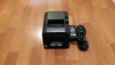 39449871 Star Micronics TSP650II 654IIBTI Bluetooth iOS Thermal Receipt Printer