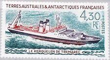 TAAF FSAT 1994 Maury 194 322 202 Schiffe Firschereifabrikschiff Fishing Ship MNH