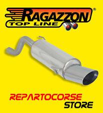 RAGAZZON TERMINALE SCARICO OVALE 135x90mm ALFA MITO 1.3 JTDm 90cv - 50.0265.12