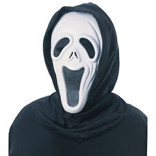Evil Sad Eyes Ghost Scream Adult Costume Mask Rubies 3355
