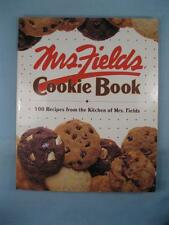 Mrs Fields Cookie Book Vintage Cookbook 1992 Debbi Fields Time Life Custom (O2)
