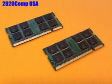 1GB (2 x 512M RAM Memory TESTED!!! HP DV9800 DV9000 DV6000 DV2000 DV2700 G60 G61