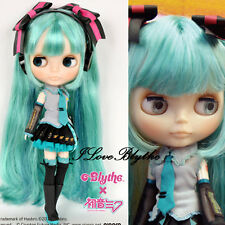 "CWC Exclusive Neo Blythe doll Eclectic Super Idol ""Hatsune Miku"""