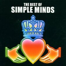 SIMPLE MINDS / THE BEST OF...  (2cd)  (NEW & SEALED)