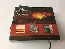 Hillsong - The Early Years, Hillsong Through The Years, SEALED 3 CD Boxset, New