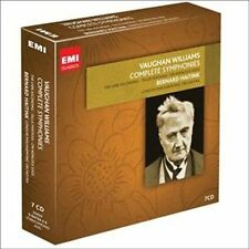 Vaughan Williams: The Complete Symphonies Etc, New Music