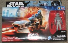 STAR WARS ROGUE ONE: IMPERIAL SPEEDER w/ AT-DP PILOT