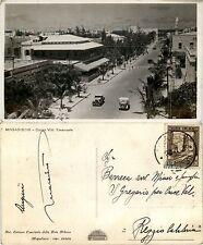 SOMALIA-30c Pittorica(173)-Cartolina Mogadiscio- Reggio Calabria 23.12.1939