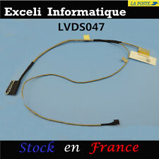 LCD LED ECRAN VIDEO SCREEN CABLE NAPPE DISPLAY DC020025500 REV:1.0